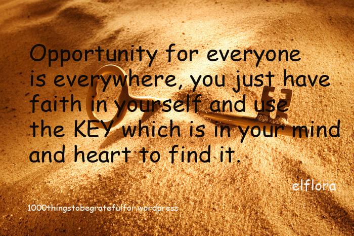 keyopportunity