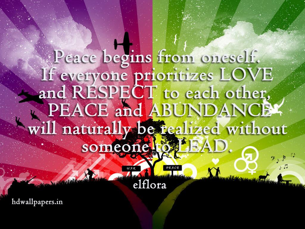 peaceall