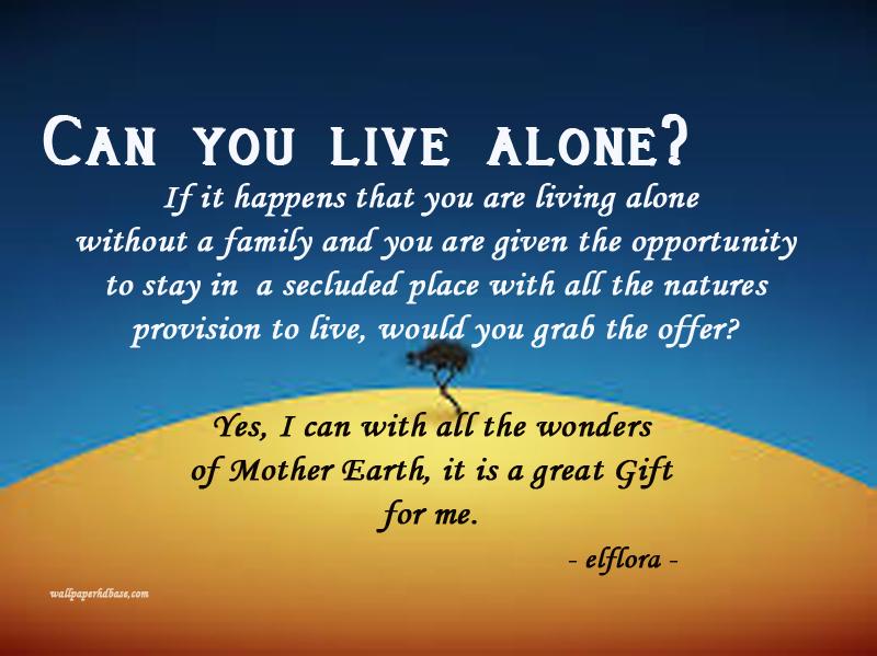 alonestand
