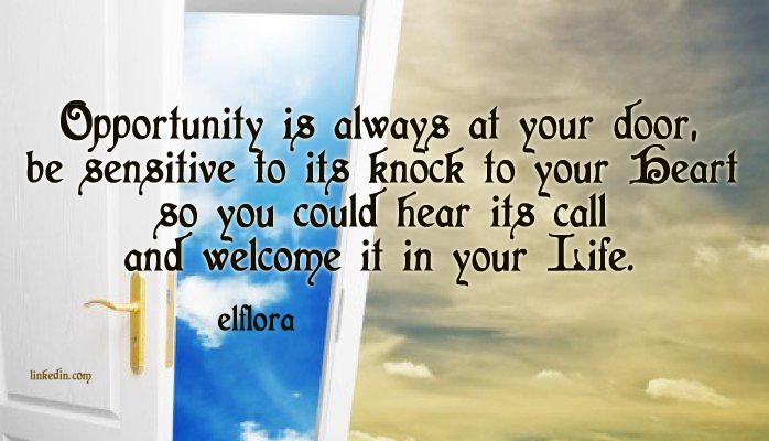 door-opprtunity